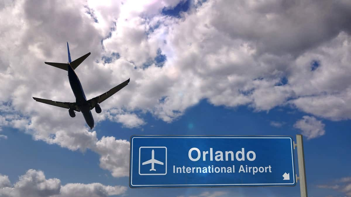 How to Get from Orlando Airport to Disney World