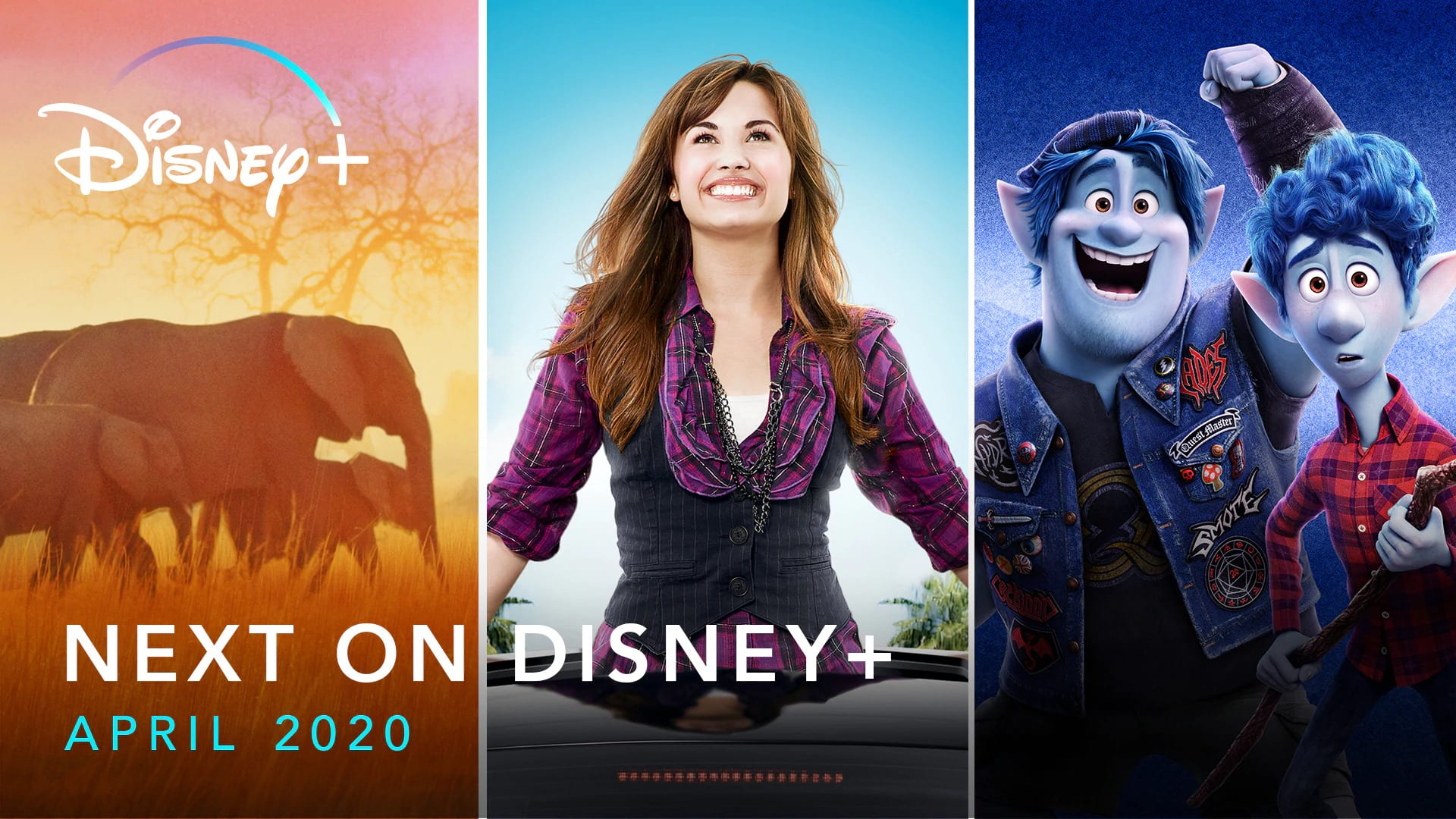 Everything New Coming To Disney+ In April