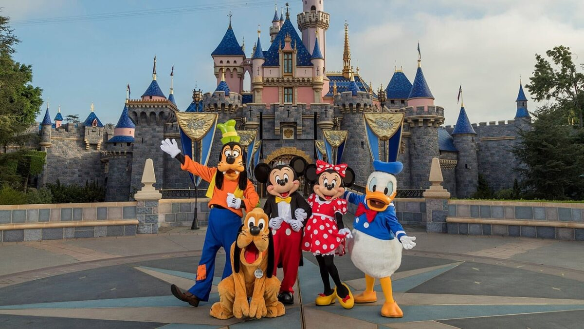 Disneyland Can Reopen In California's 3rd Phase