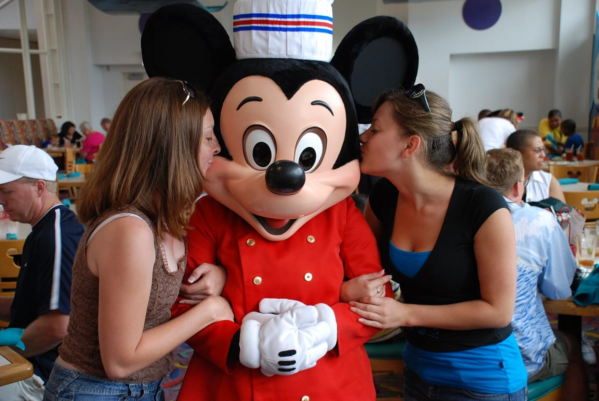Is Character Dining at Disneyland Worth it?