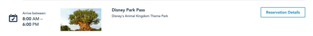 Disney Park Pass System Guide
