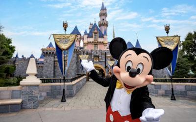 California To Allow Theme Parks, Disneyland To Reopen