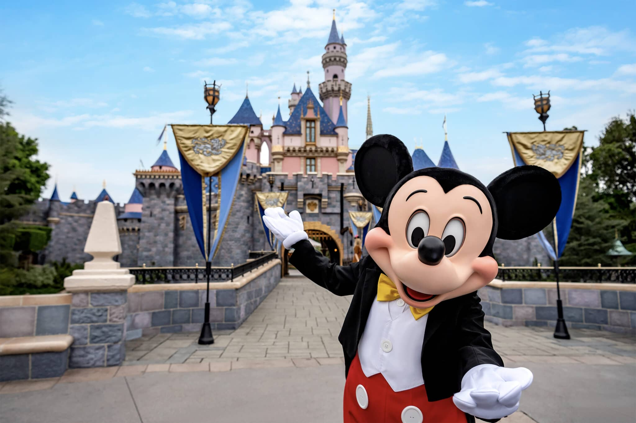 Disneyland Resort To Reopen July 17th