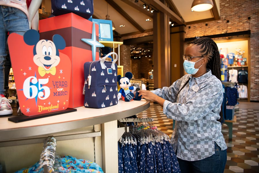 Downtown Disney Reopens