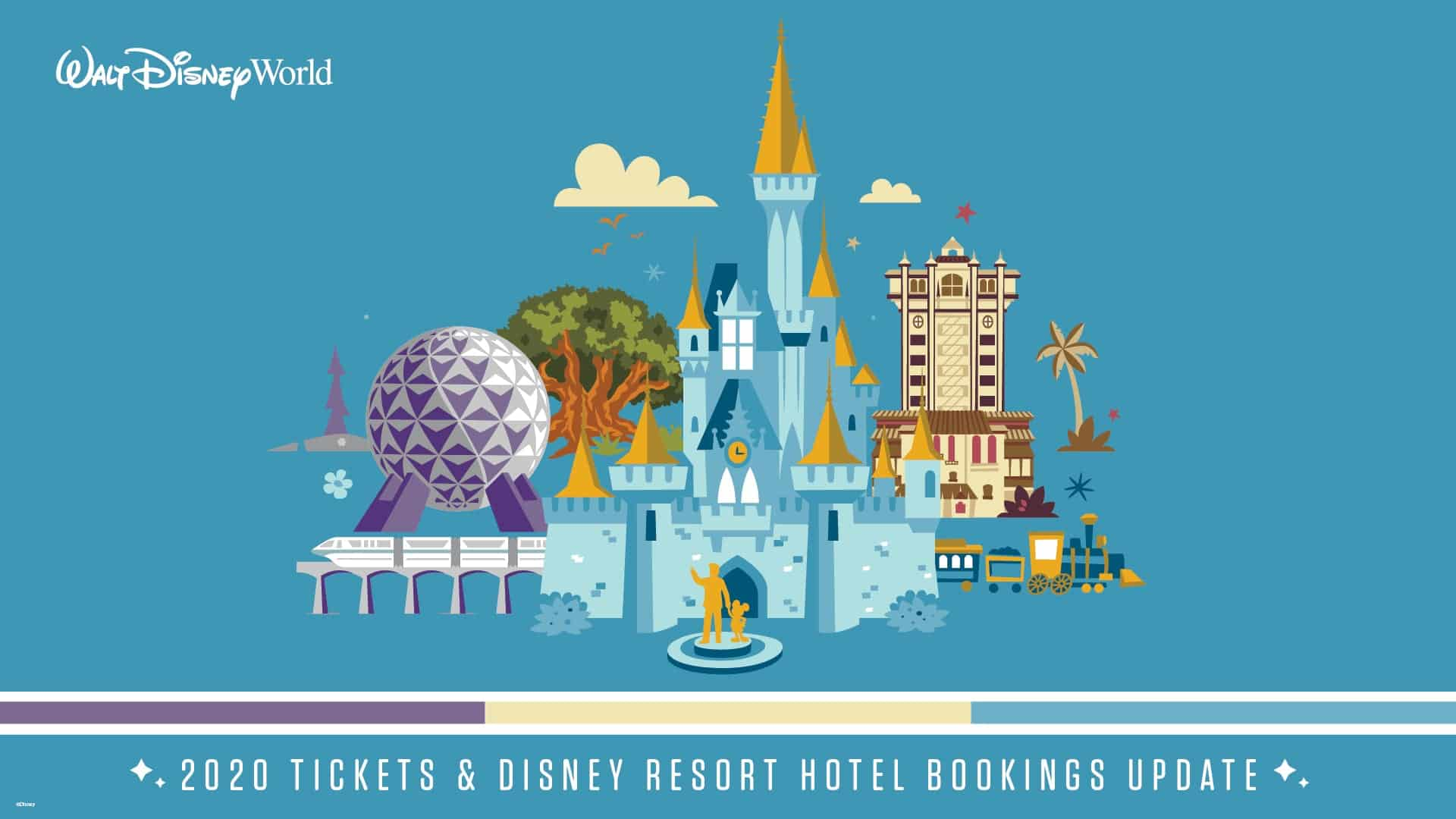 2020 Disney World Tickets And Hotels Now Available