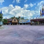 Magic Kingdom Empty