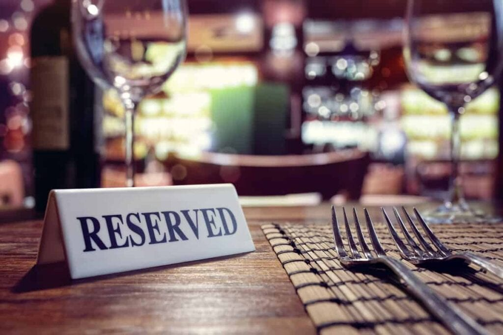 Top 5 Best Table Service Restaurants at Disney World