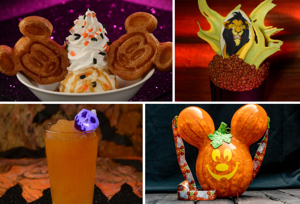 WDW Fall treats