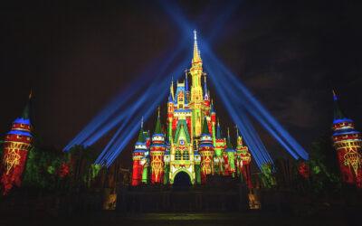 Happy Holidays Arrive at Walt Disney World Nov. 6th