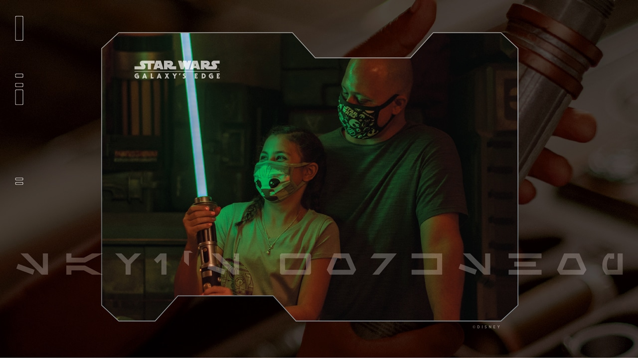 Lightsaber Experience Returning to Hollywood Studios