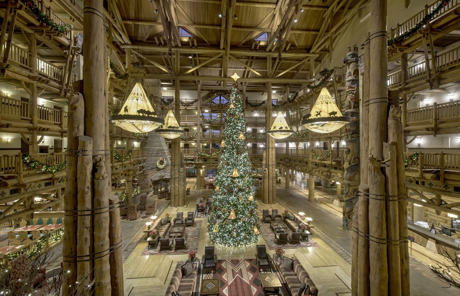 Tree Holidays WDW