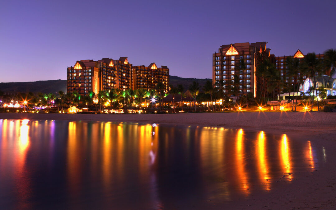 Disney's Aulani Resort Launches App