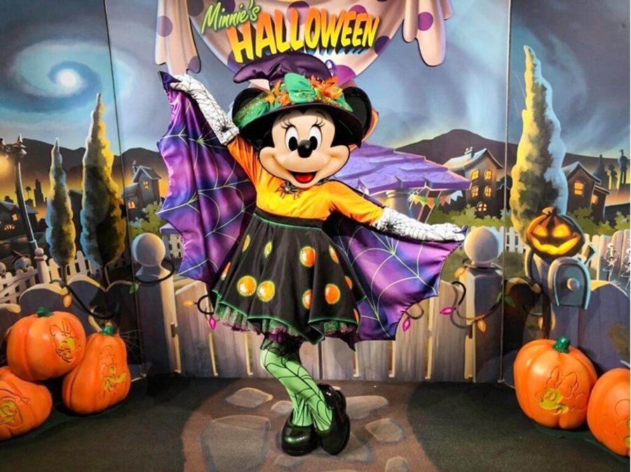 Minnie's Halloween HS