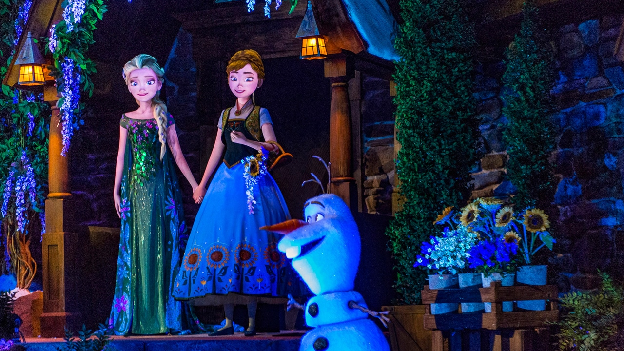 Frozen Ever After To Receive Refurbishment