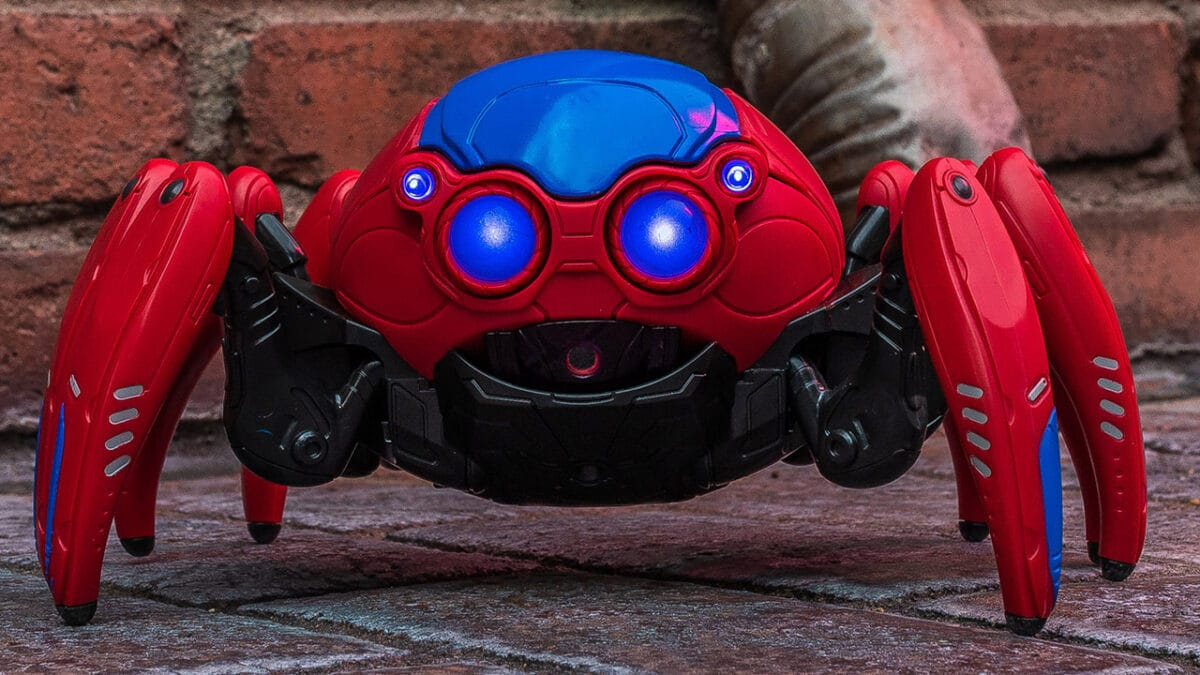 Be The First To Get a Spider-Bot from Avengers Campus