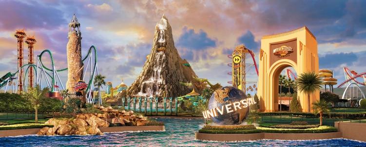 Universal Studios best rides