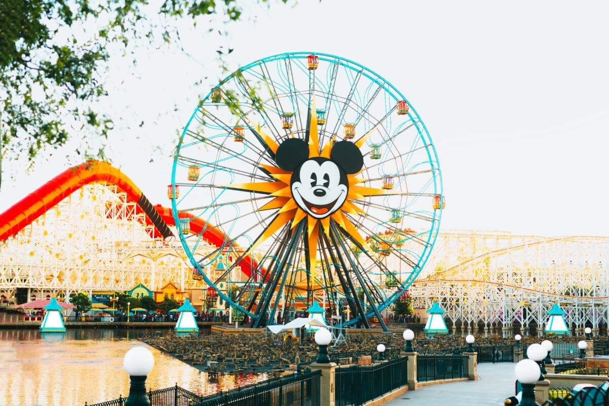 2021 Best Disney Travel Credit Card