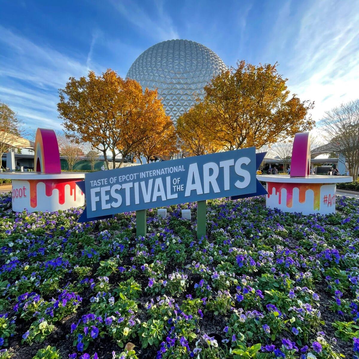 February 2021 Crowd Calendar for Disney World