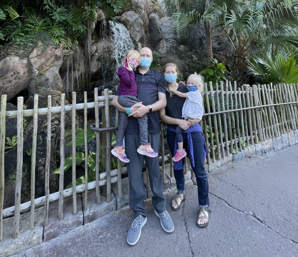 Picture of Park Savers at Disney's Animal Kingdom theme park