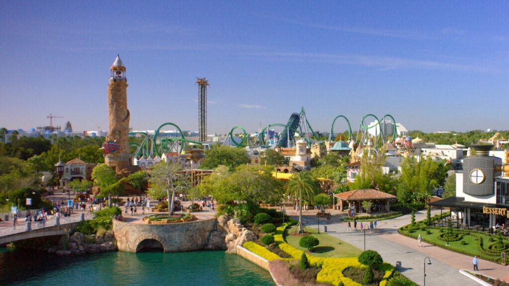 Universal's Islands of Adventure Theme park