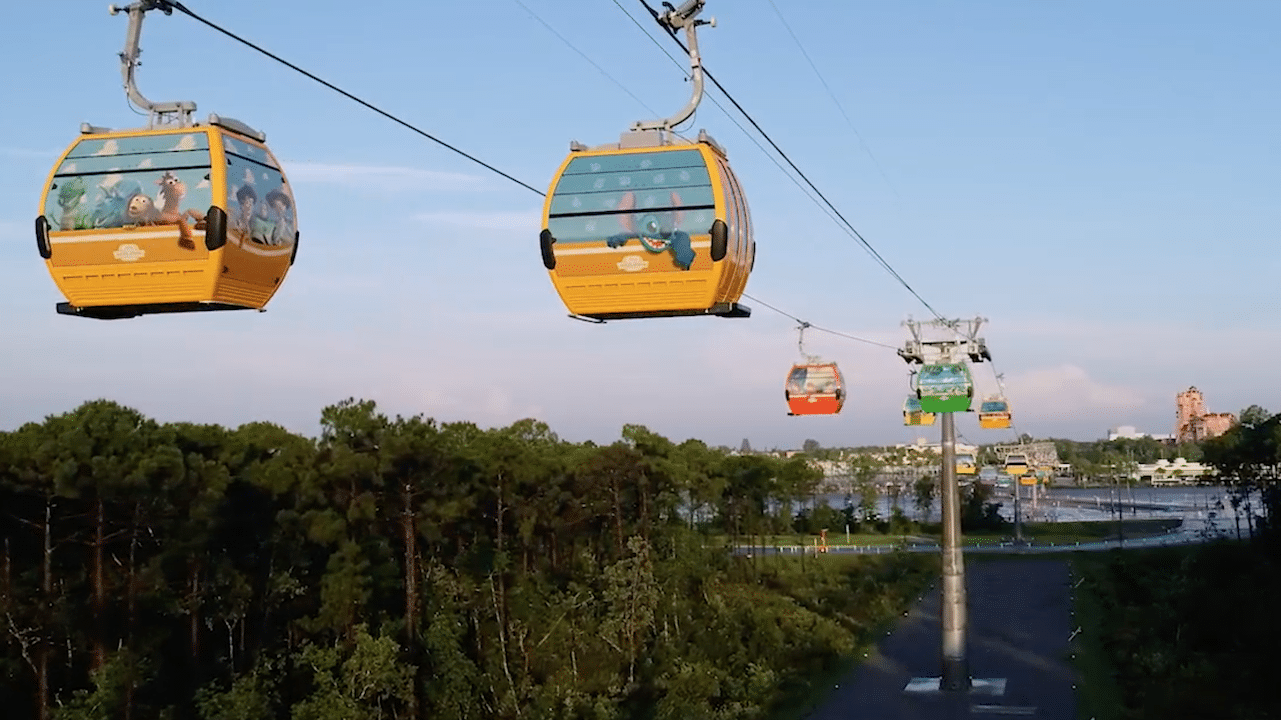 Disney Skyliner Food Tour: A Soaring Culinary Experience