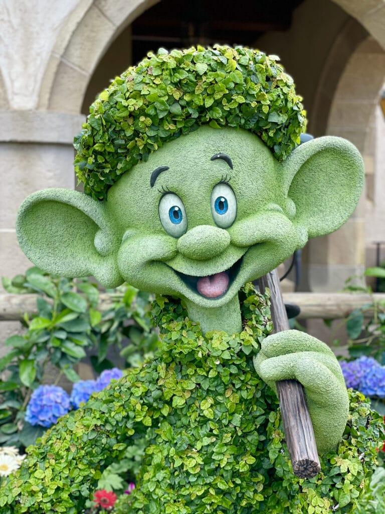 Dopey Dwarf Topiary