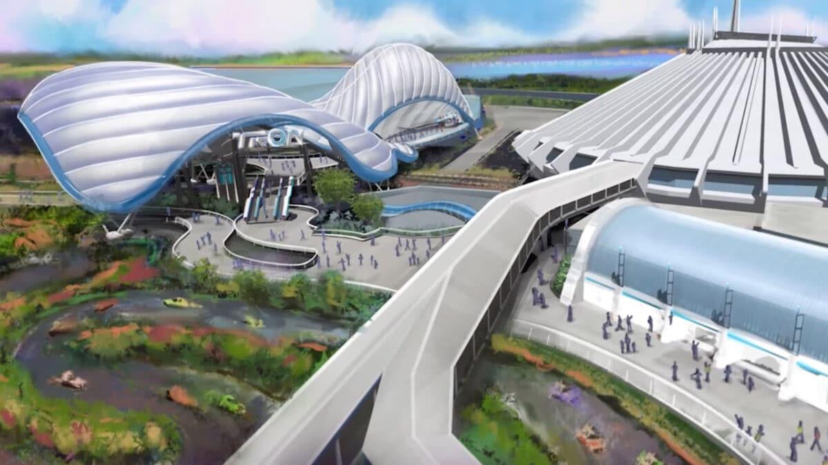 Disney World Construction & Refurbishment Update
