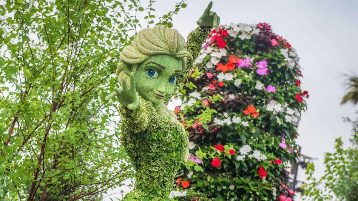 2021 Epcot Flower & Garden Festival Guide