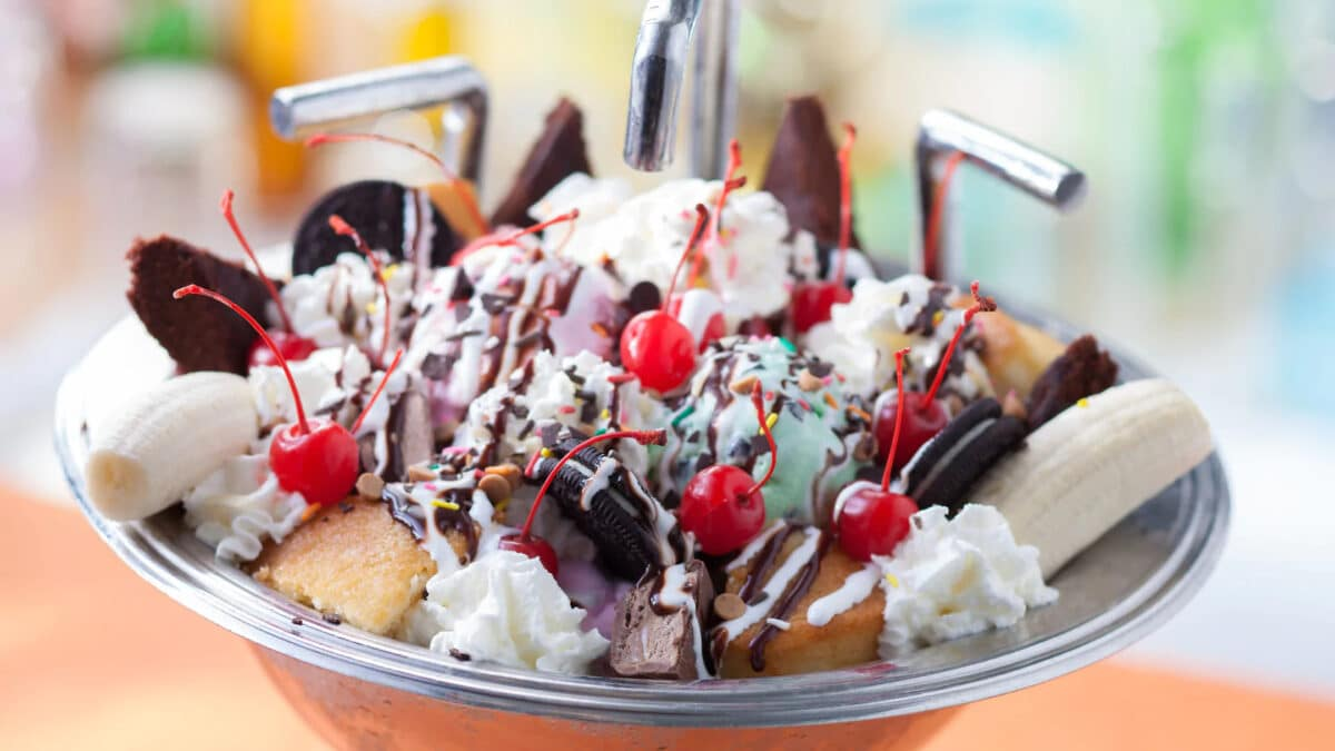 The Best Ice Cream Shops At Disney World Ranked