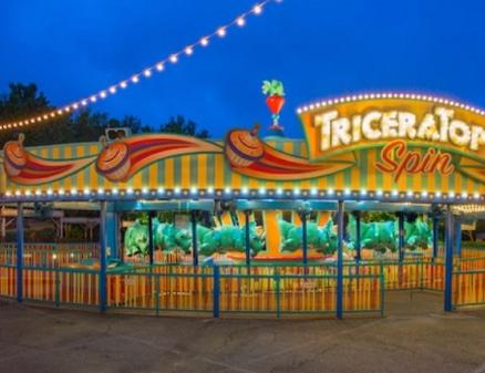 tricera-top-spin
