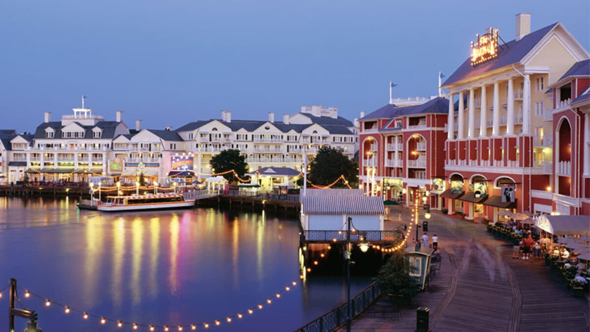 A Guide To Disney's BoardWalk Dining & Entertainment