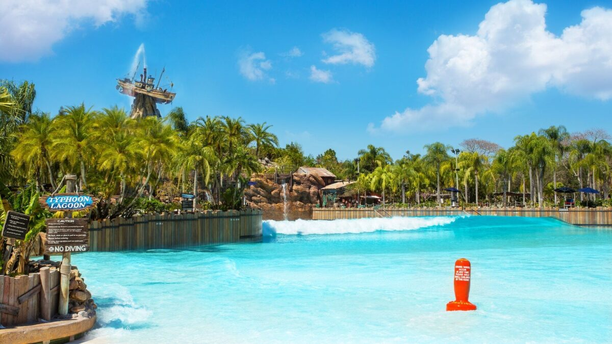 Disney's Typhoon Lagoon Water Park Guide
