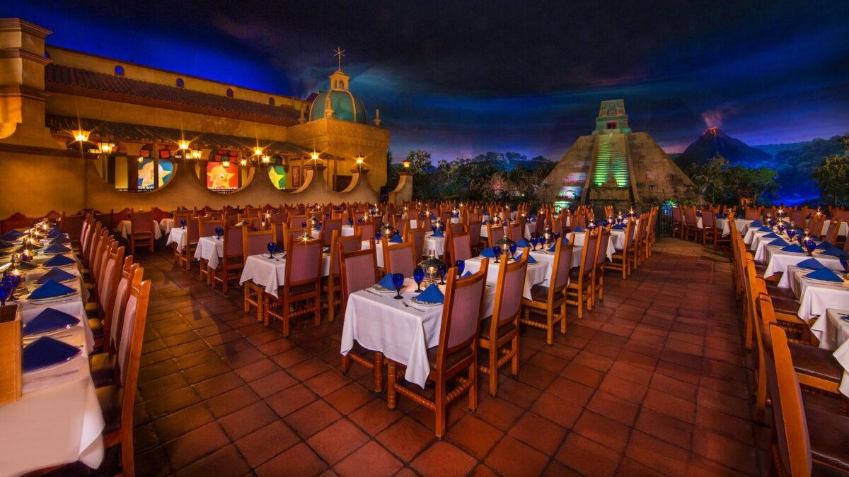 Epcot Theme Park Dining Guide