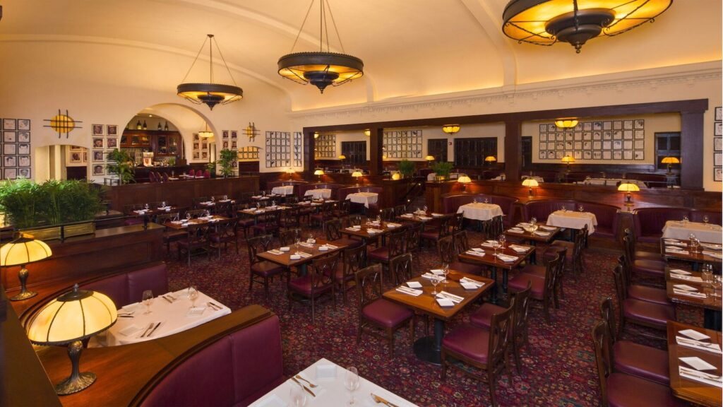 Brown Derby Dining Room
