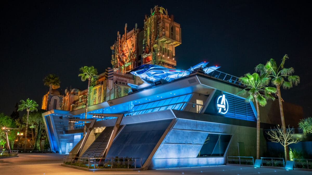 Avengers Campus: Earth's Mightiest Land Guide