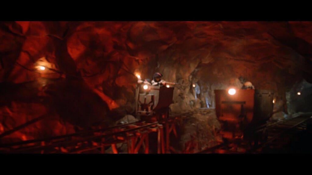 Mine Cart of Temple of Doom