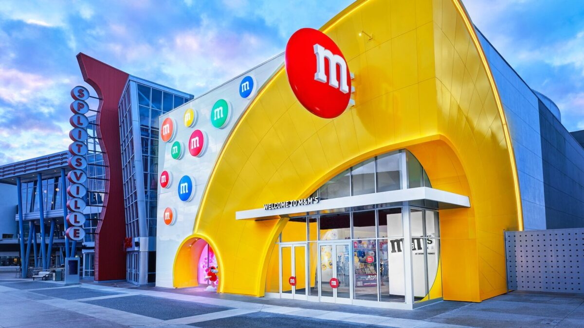 The M&M, Coca-Cola and NBA Experience – Disney Springs
