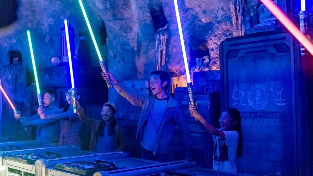 Celebrate May the 4th at Walt Disney World