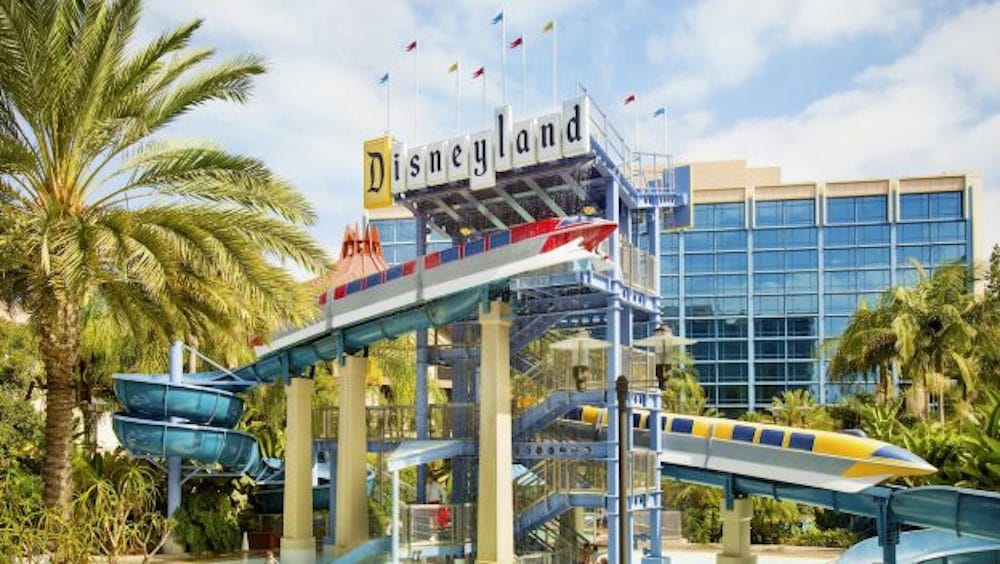 The Disneyland Hotel Reopens July 2