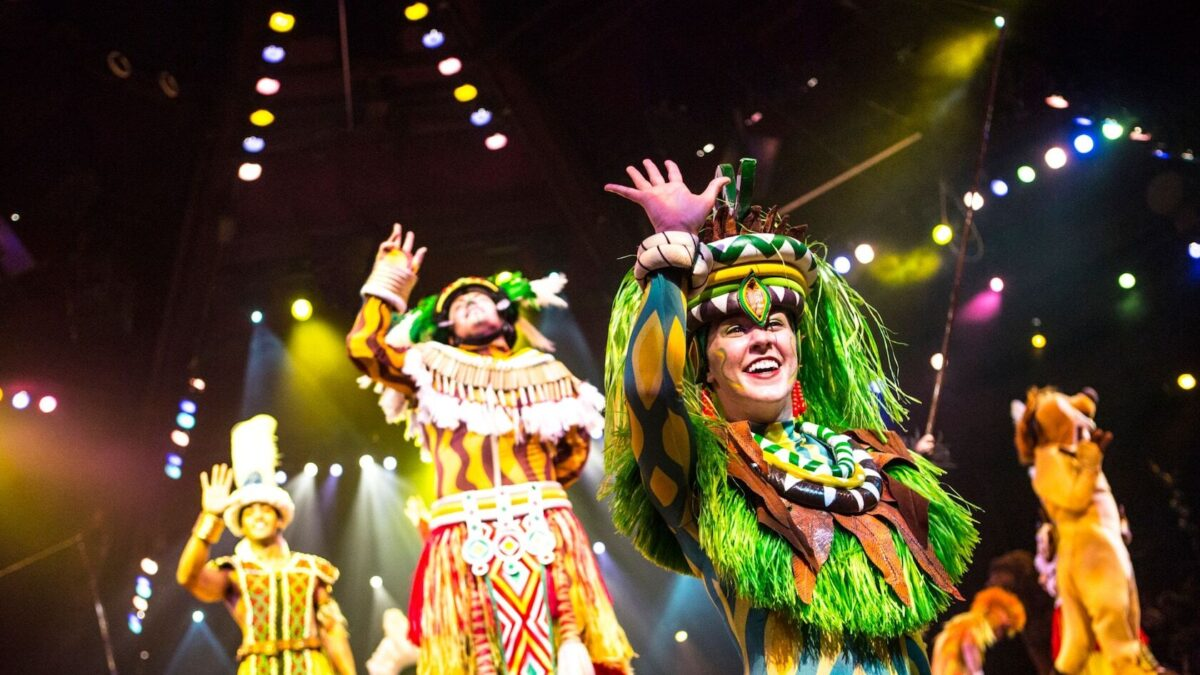 A Celebration of Festival of the Lion King Opens May 15