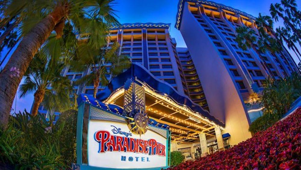 Paradise Pier Hotel Reopens June 15 at Disneyland