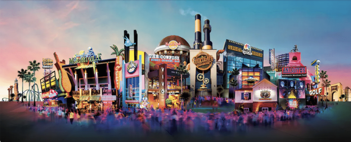 Universal Orlando CityWalk Guide: Dining, Shopping and Shows