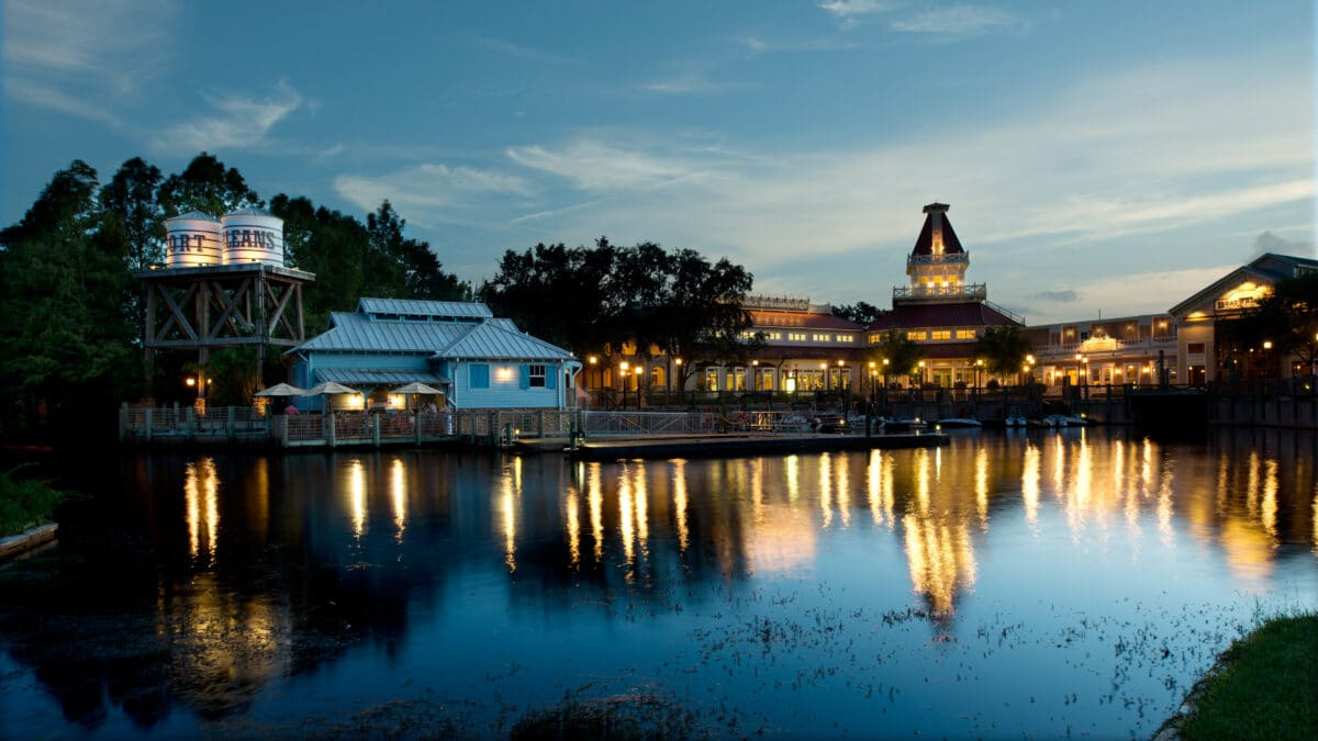 Disney's Port Orleans – Riverside Resort Review