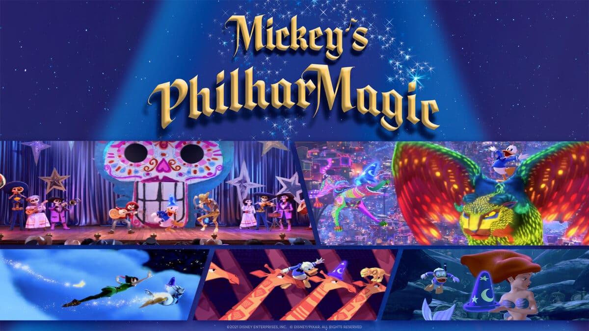 'Mickey's PhilharMagic' Debuts new 'Coco' Scene