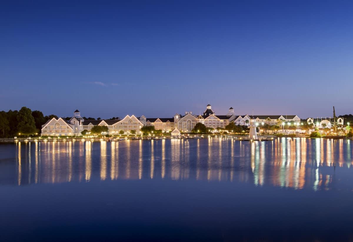 Disney's Yacht Club Resort Review