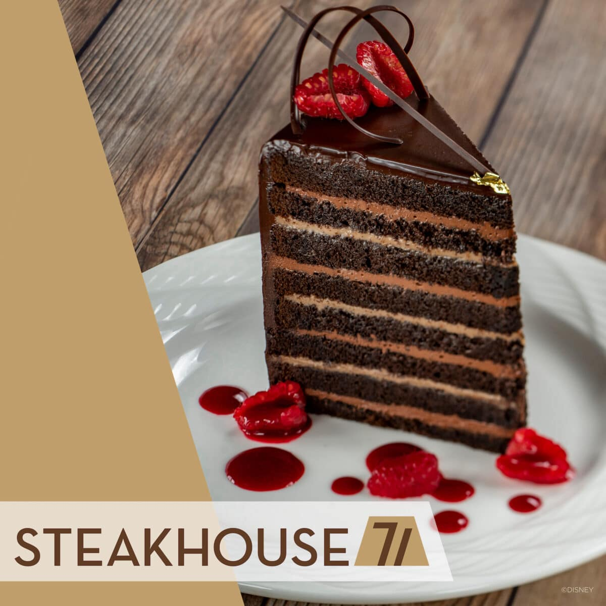 New Steakhouse 71 Coming to Disney's Contemporary Resort