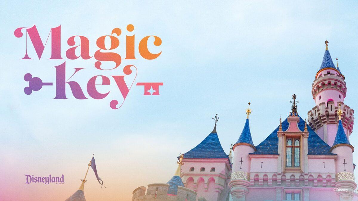 New 'Magic Key' Passholder Program at Disneyland Revealed