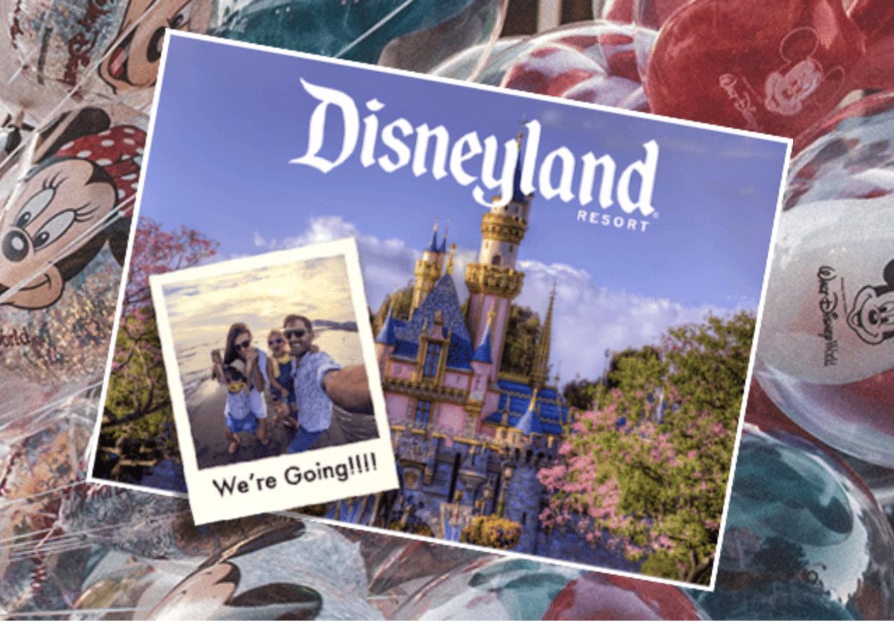 Free Disney Countdown Timer and Postcard