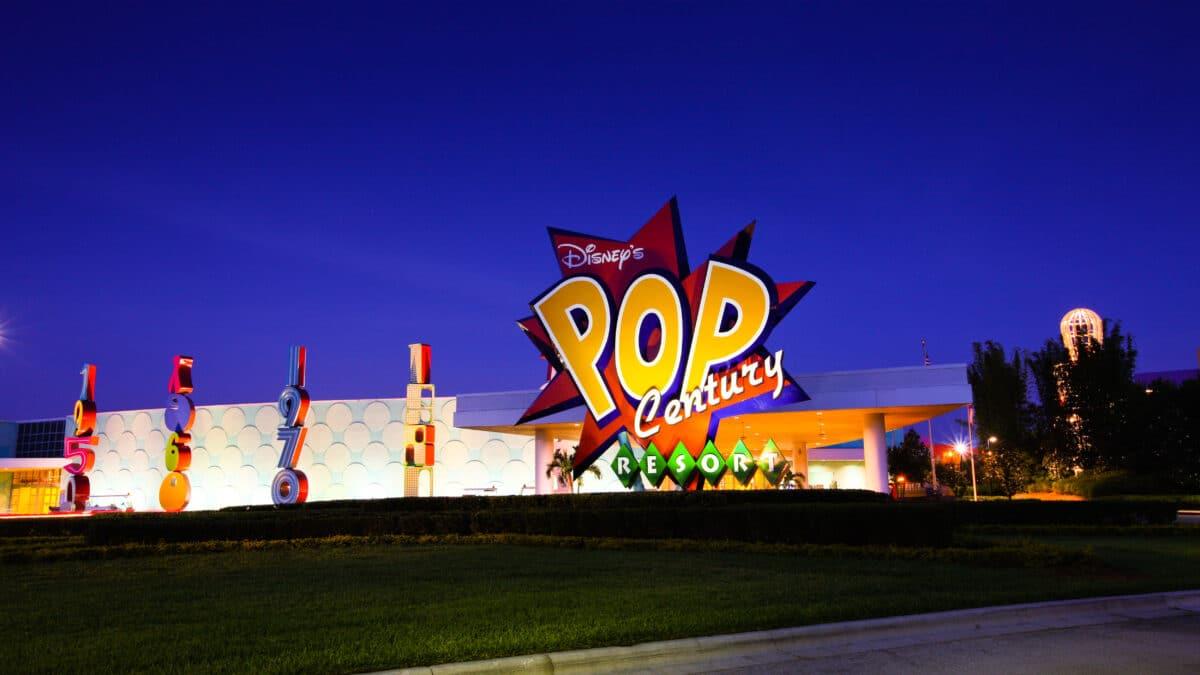 Disney's Pop Century Resort Review